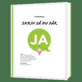 Skriv så du får JA-omslag bokformat