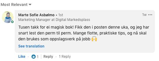 Marte Sofie Asbølmo